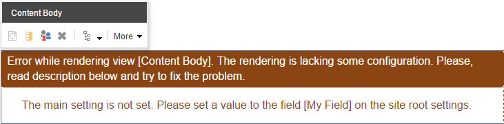rendering-error-message